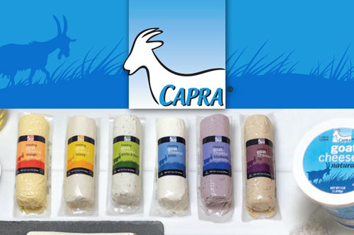 Capra Fresh Goat Cheese